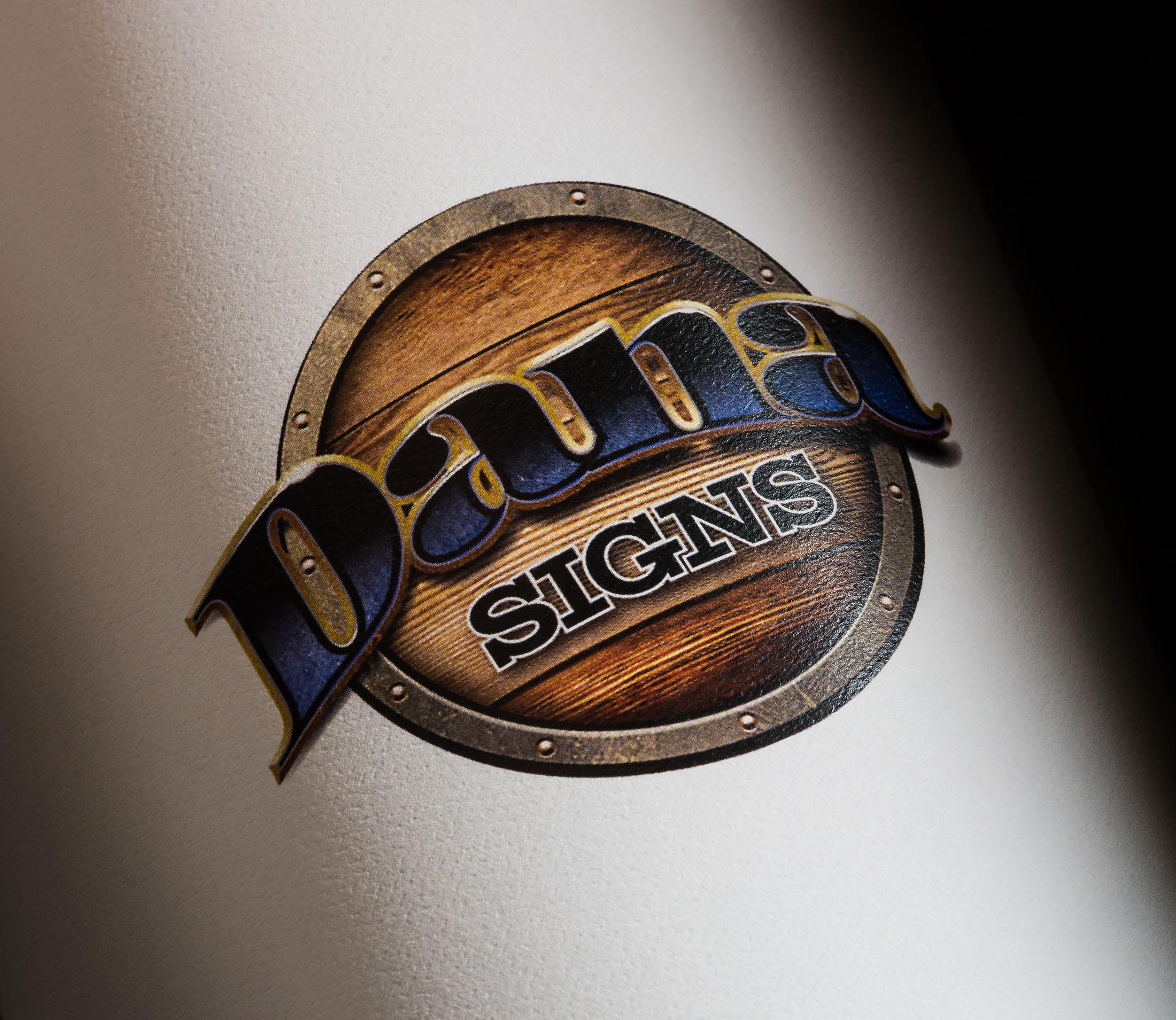 Dana Signs logo