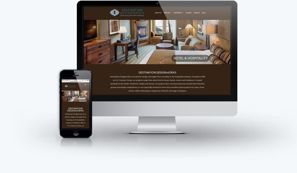 Destination Designworks Website