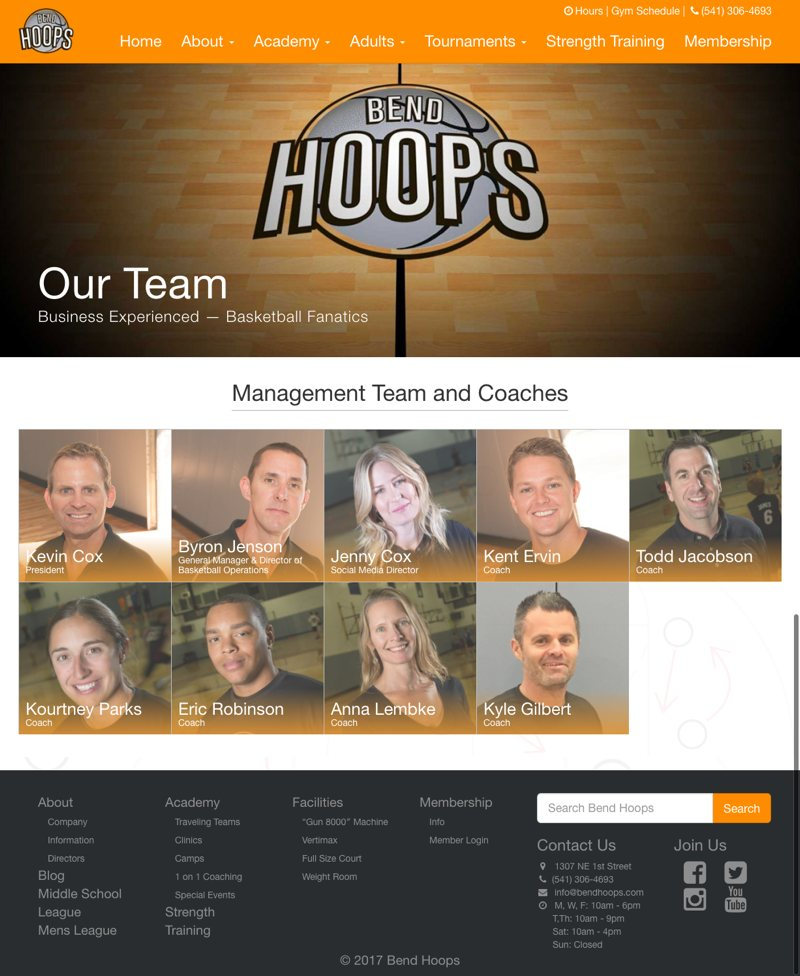 BendHoops Team