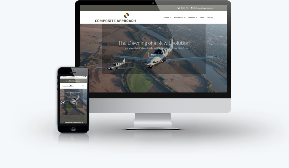 Composite Approach Website