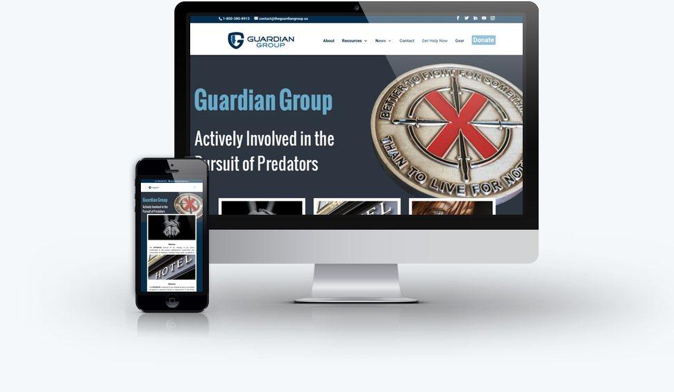 Guardian Group Website