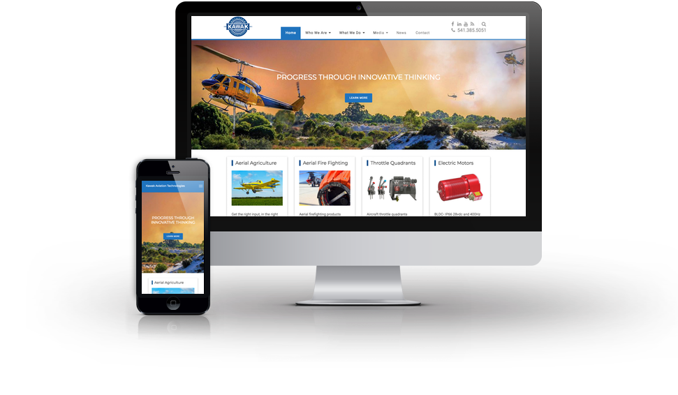 Kawak Aviation Website