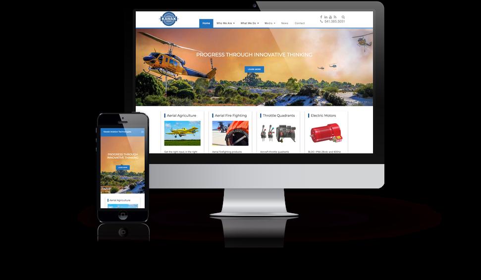 Kawak Aviation Website
