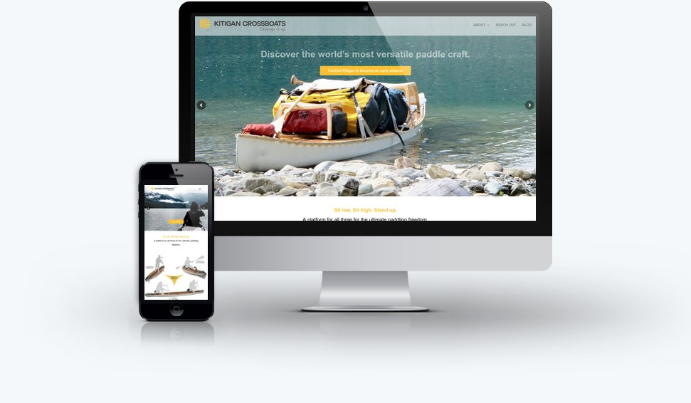 Kitigan Crossboats  Website