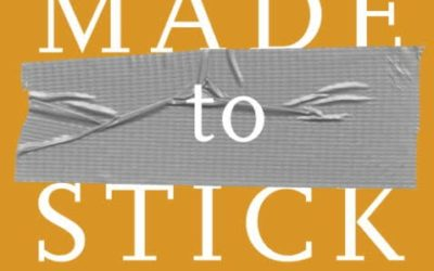 Make It Stick : Why do some ideas thrive while others die?