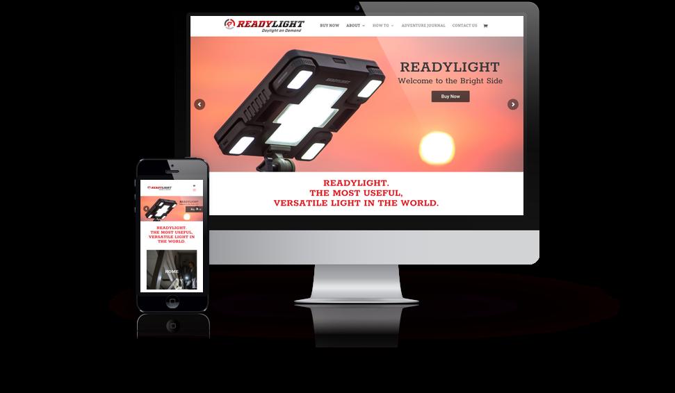 Readylight Website