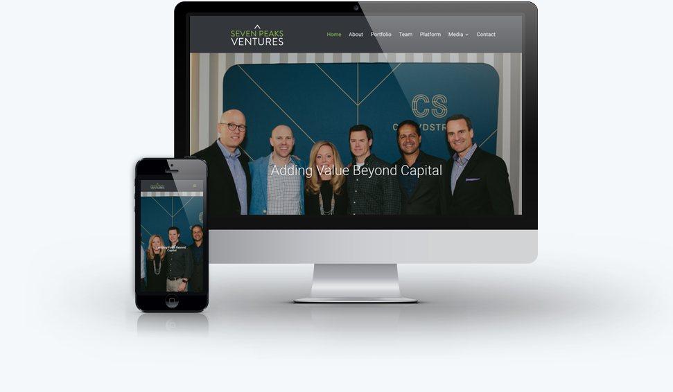 Seven Peaks Ventures Website