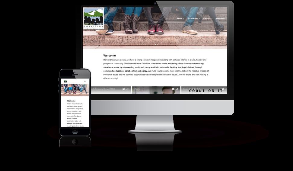Shared Future Coalition Website