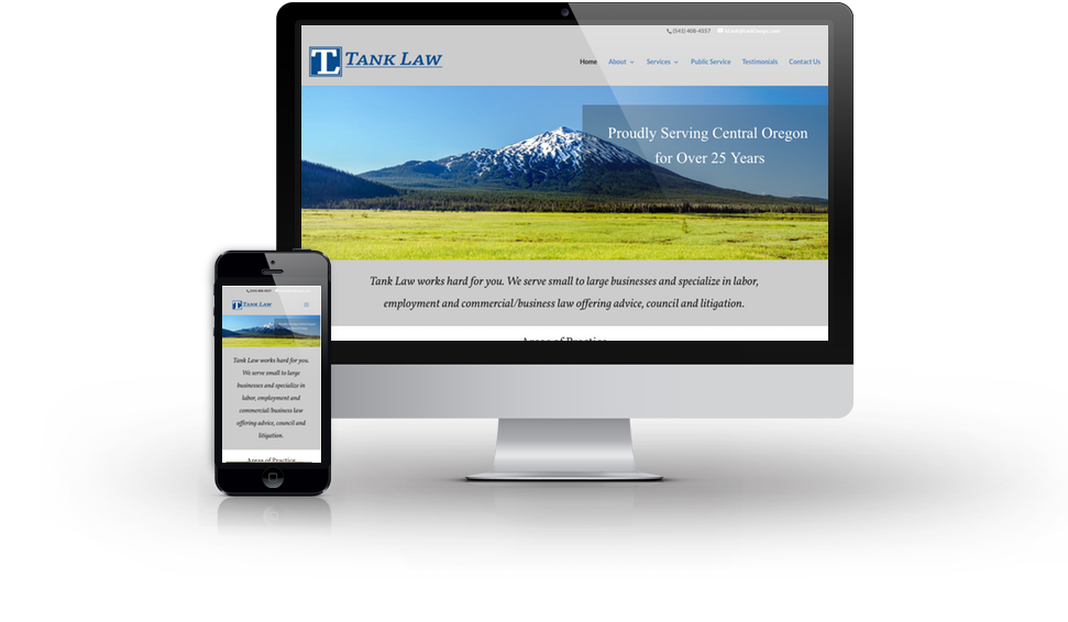 Tank Law Website