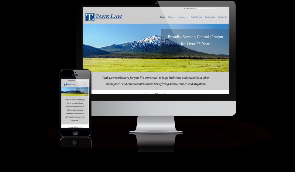 Tank Law Website