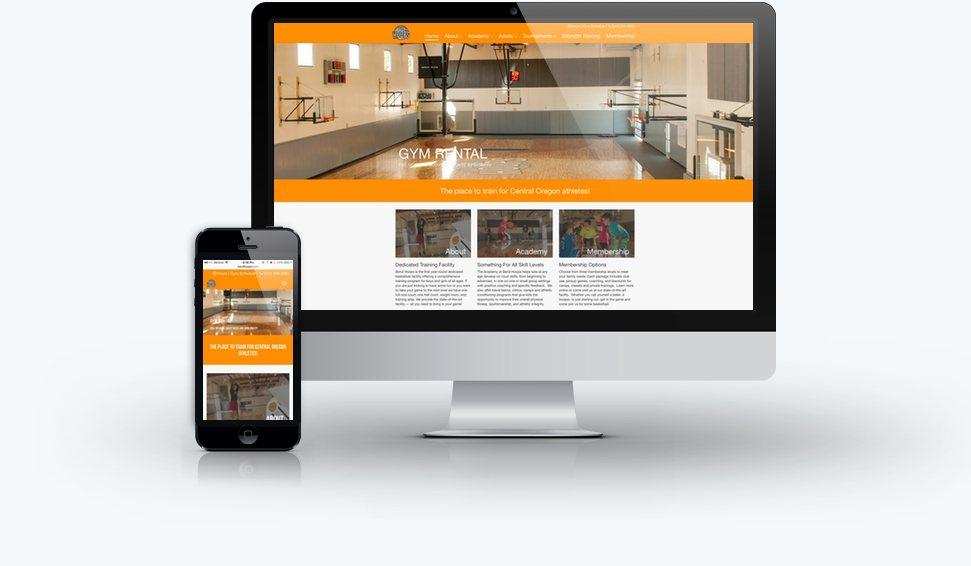 BendHoops Website