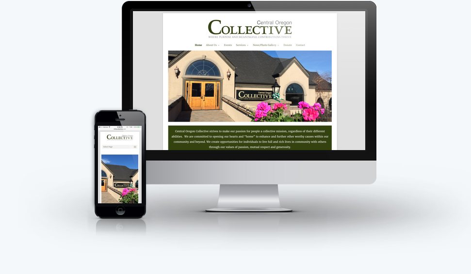 Central Oregon Collective Website