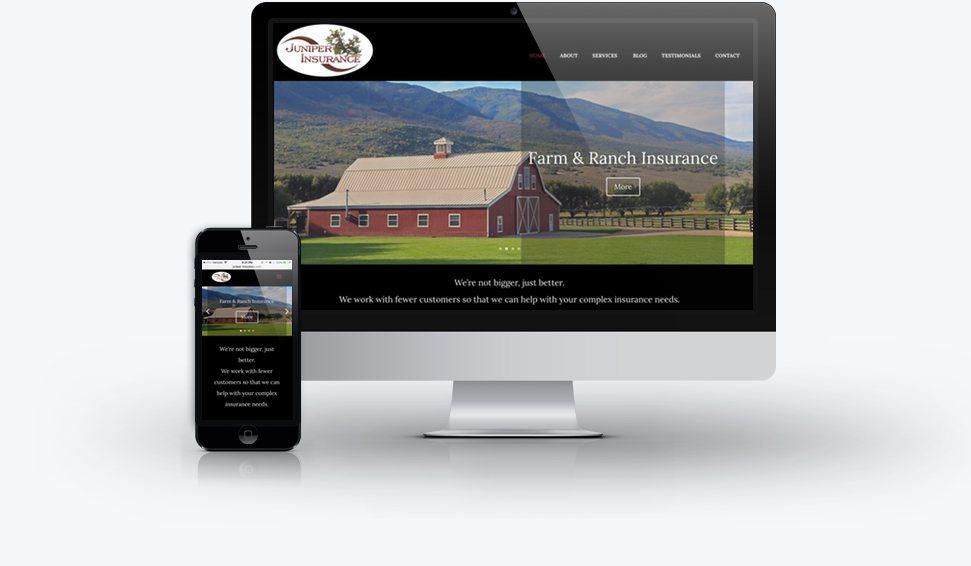 Juniper Insurance Website