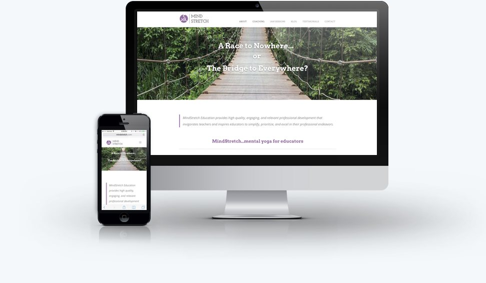 Mind Stretch Website